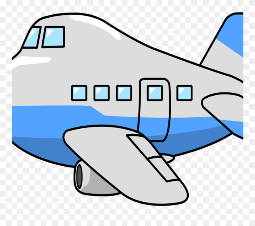 Download Airplane Clipart Free Aeroplane Cartoon Transparent