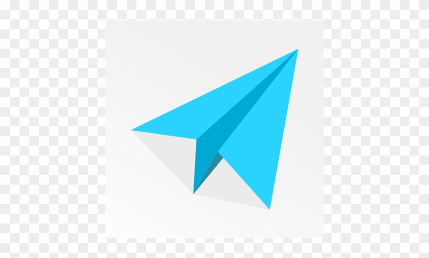 Airplane Paper Plane Computer Icons Flight Blue Paper Airplane Clipart Png Download 192002 Pinclipart