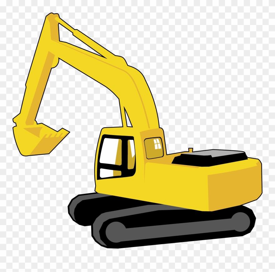Bulldozer Clip Art - Royalty Free - GoGraph