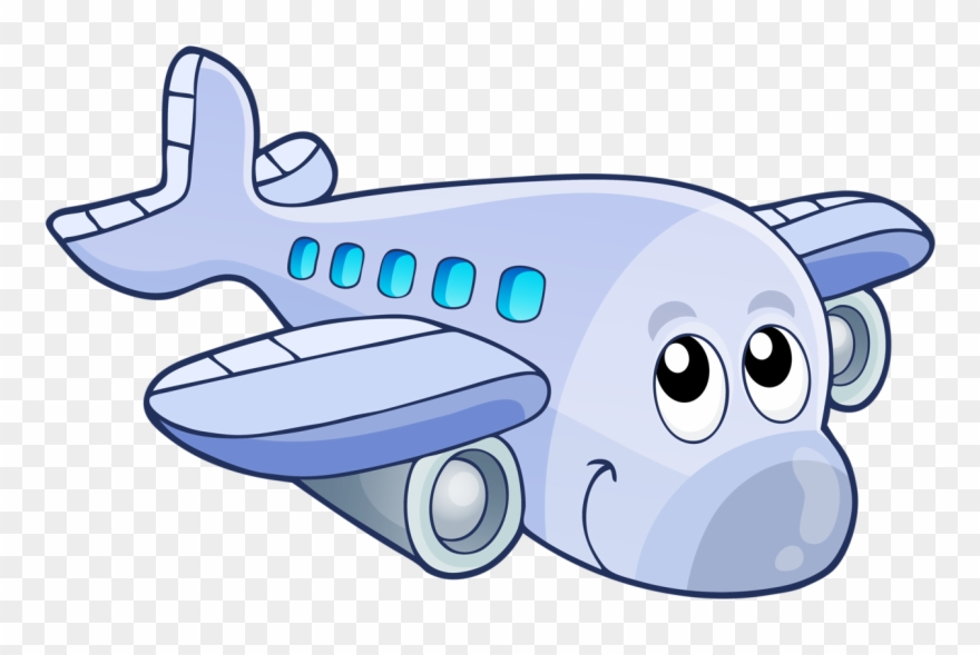 15 Plane Cartoon Png For Free Download On Mbtskoudsalg - Air