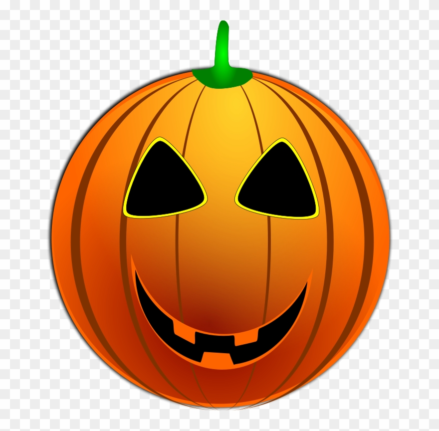 Halloween 0026 Free Vector - Jack O Lantern Clip Art - Png Download