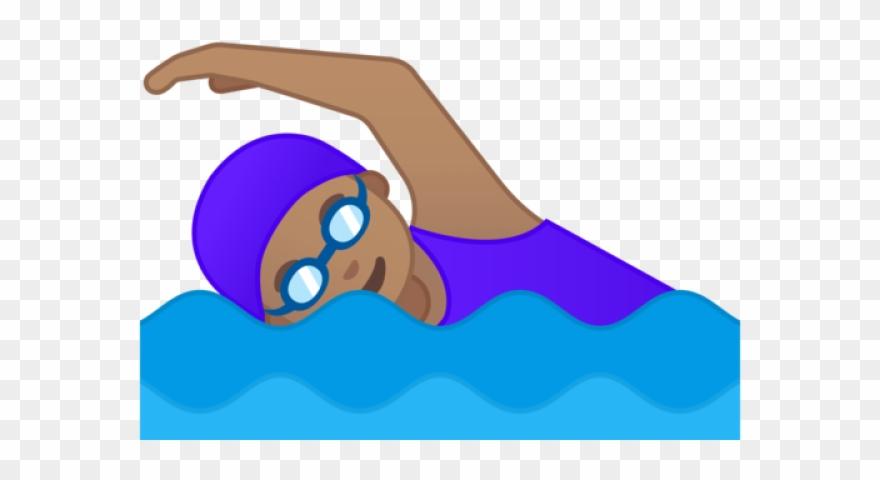 Swimming Clip Art