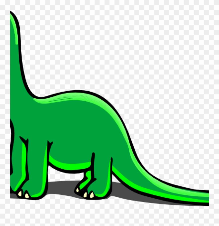 Dinosaur Clipart Images Green Dinosaur Clipart History Cartoon Dinosaurs Png Transparent Png 1901100 Pinclipart