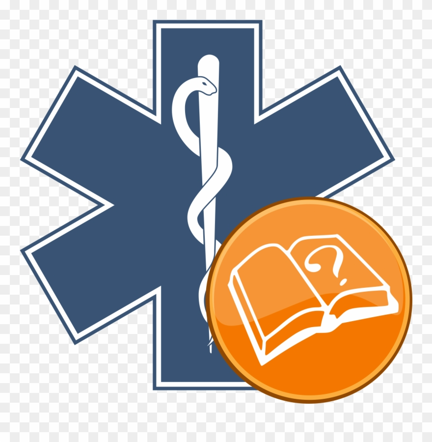 Open - Ems Star Of Life Clipart (#1914278) - PinClipart