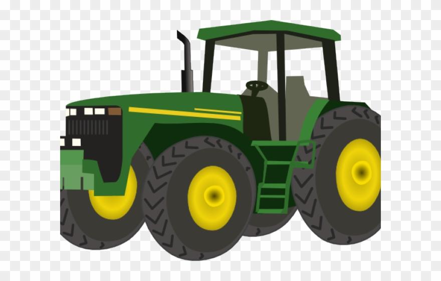 Tractor Clip Art