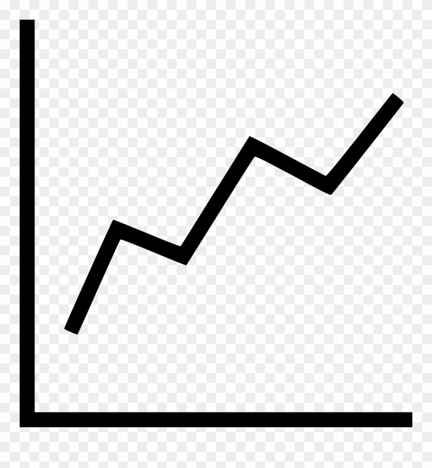 Line Chart Icon Png Clipart 1924779 Pinclipart