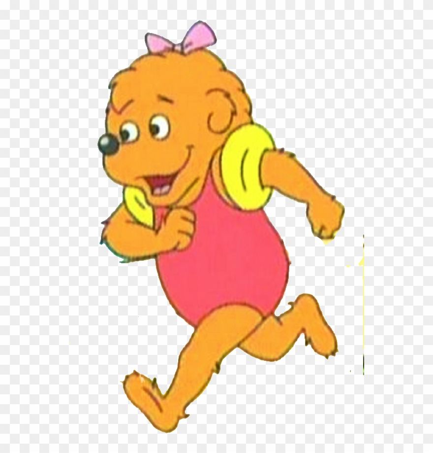 New Photos Of Characters Berenstain Bears Swimsuit Clipart