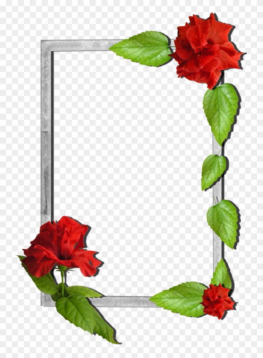 flowers frame borders and frames nature plants frame clipart 1928604 pinclipart flowers frame borders and frames