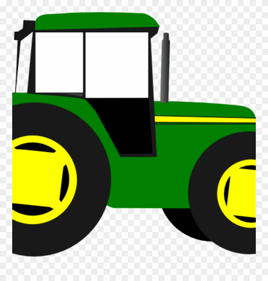 Tractor Clipart Yelow Tractor Clipart Dinosaur Clipart Green