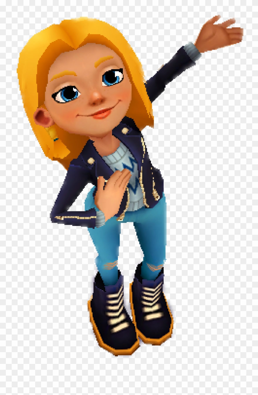 Subway Surfers Clipart 6 By Margaret Subway Surfers