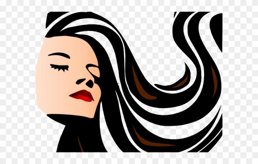 Original Hair Salon Gift Voucher Template Clipart