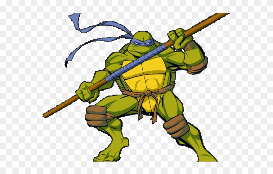 Ninja Turtles Clipart Tmnt 2003 Png Download 1961448