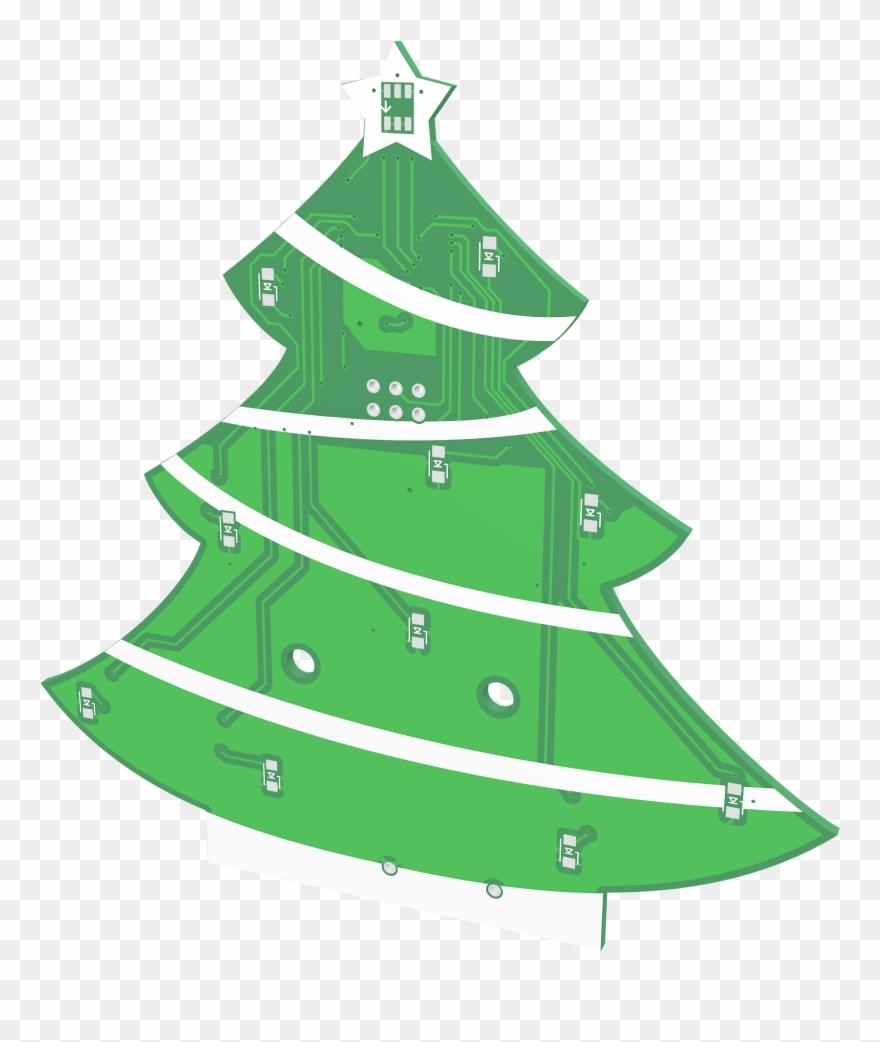 Christmas Tree Bill.2 Bill Of Materials Christmas Tree Clipart 1966804