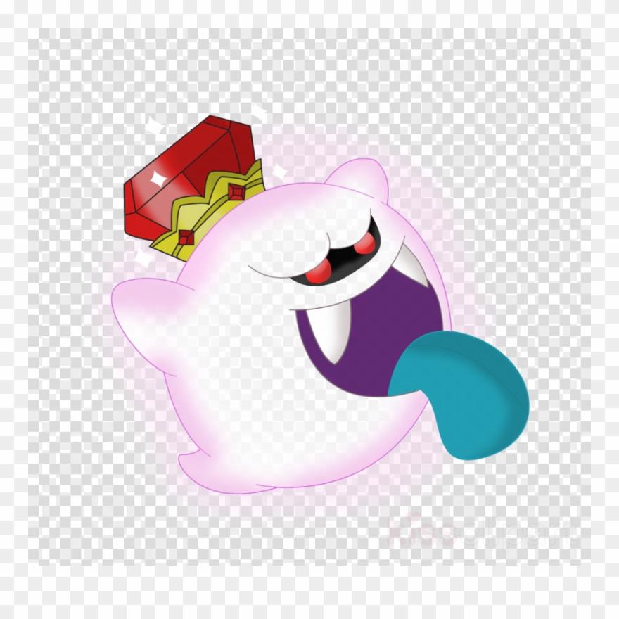 King Boo Clipart Luigi S Mansion King Boo Luigi S Mansion