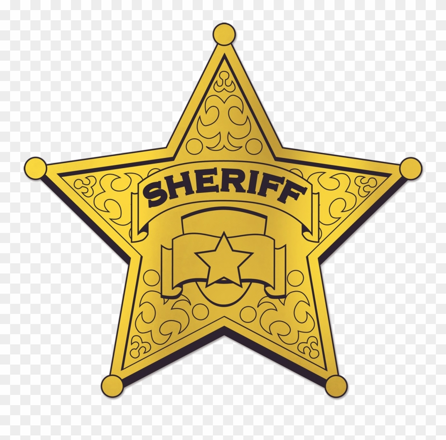 photograph relating to Printable Sheriff Badge identify Sheriff Badge Png High definition - Sheriff Badge Printable Clipart
