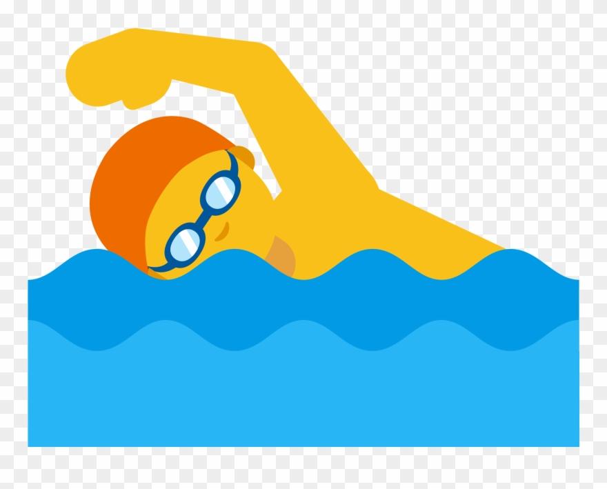 File U F Ca Svg Wikimedia Commons - Swimming Emoji Png