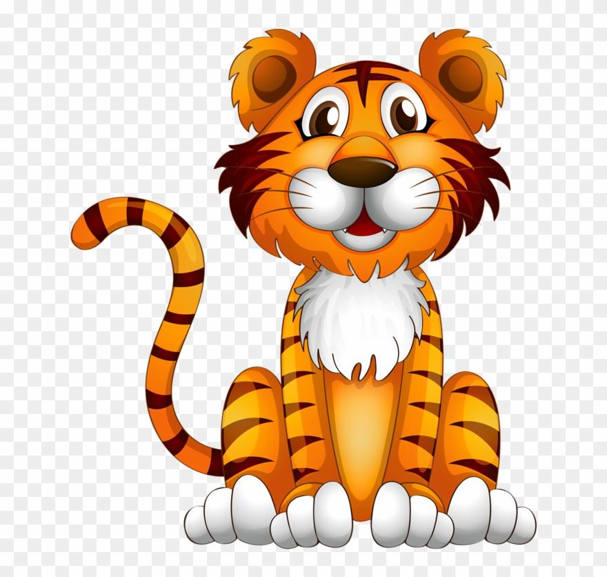 Rock Clipart Jungle - Letter T For Tiger - Png Download