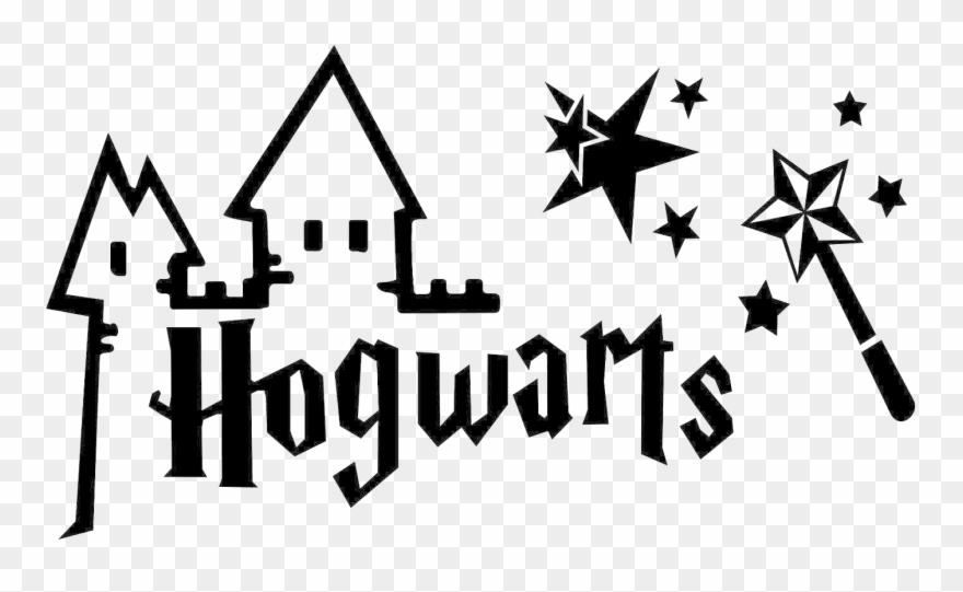 Hogwarts Logo Png Clipart Background Harry Potter Png