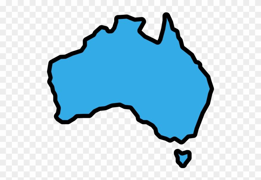 Accelerated Reader Bookfinder Logo - Australia Map Landscape ...