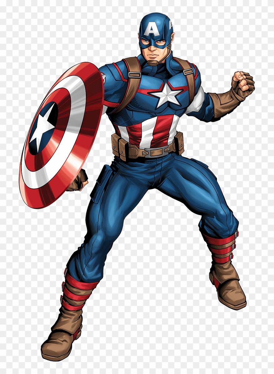Captain america avengers. Image clipart pinclipart
