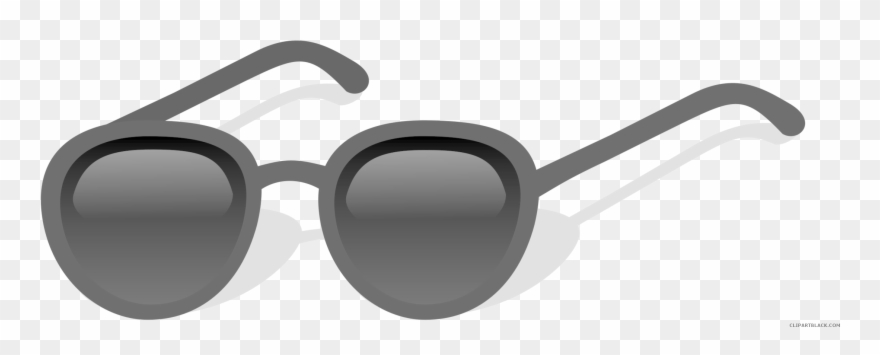 5481145159461 Aviator Tools Free Black White Images Clipartblack - Sunglasses Clip Art - Png  Download