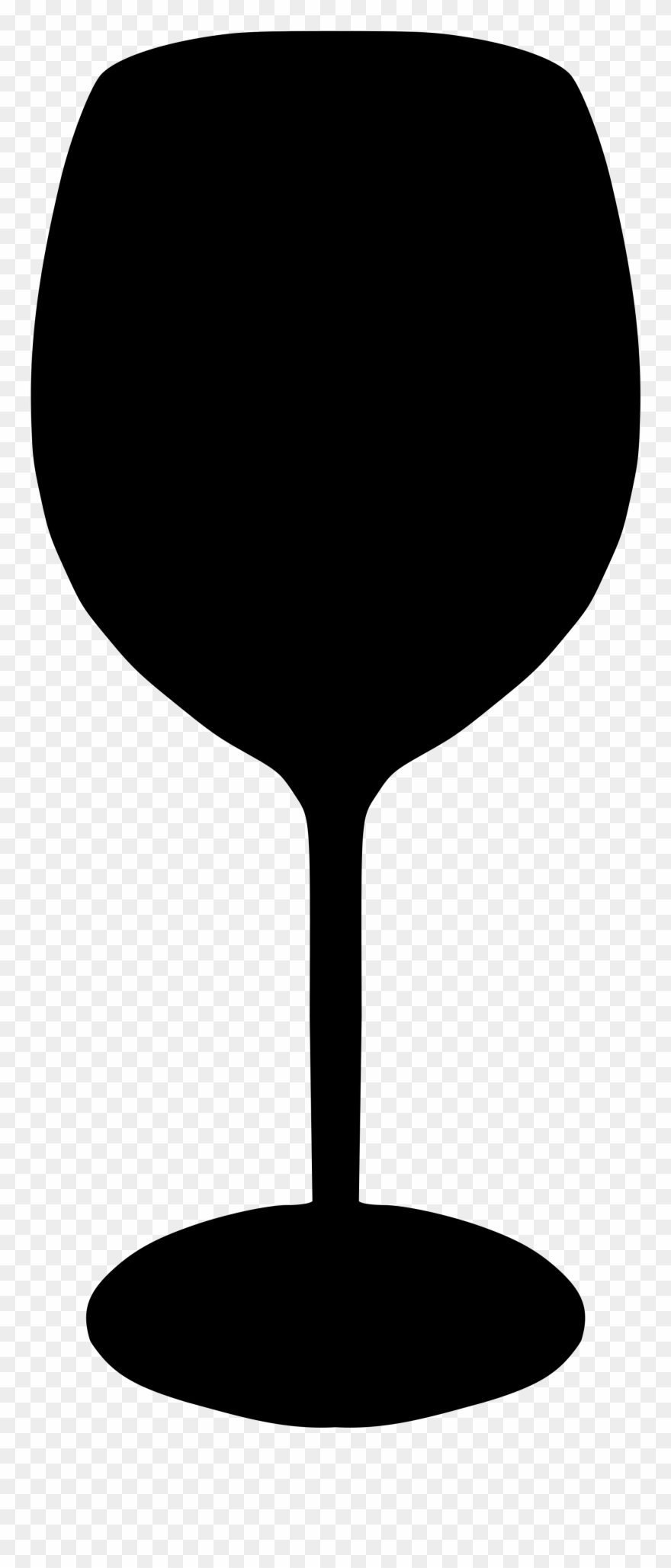Wine Glass Svg File Free Clipart 20559 Pinclipart