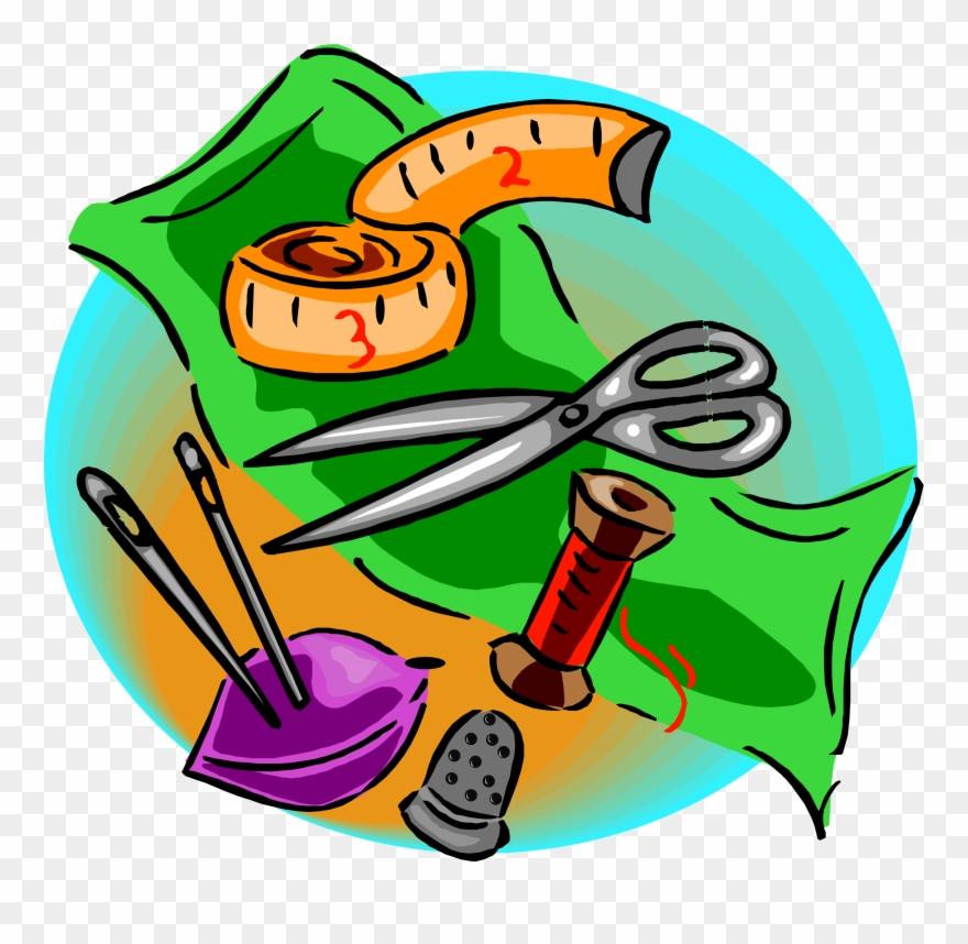 Quilt Clipart Cartoon Sewing Tools Clip Art Png Download 21017 Pinclipart