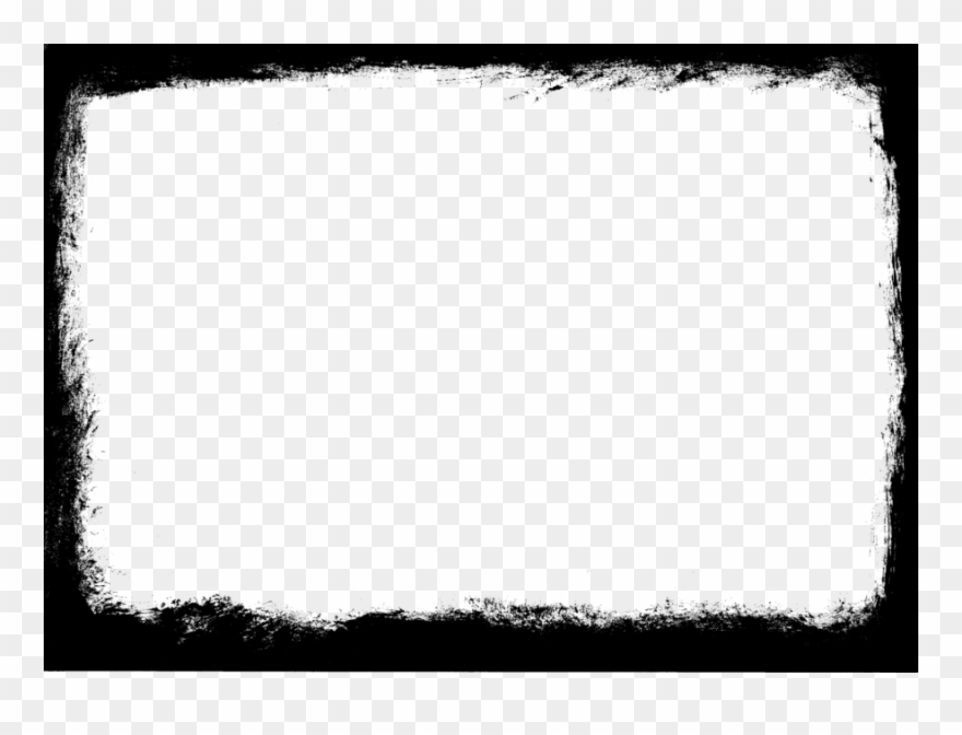 Grunge Clipart Picture Frames Grunge Black And White