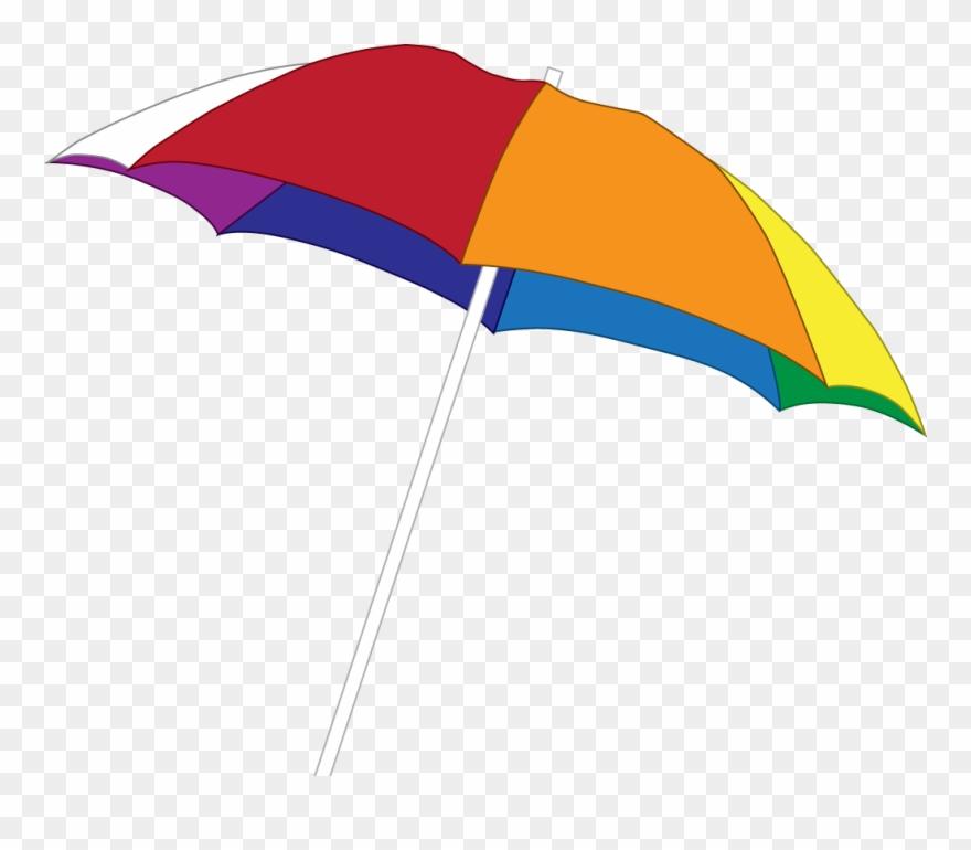 Travel Blog World Cup Soccer Food Vagabond Summer Sand - Transparent Background Beach Umbrella Clipart Transparent - Png Download