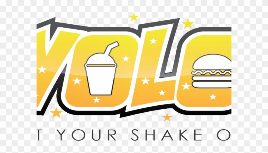 Milkshake Clipart Burger - Yolos Burger And Milkshake Bar - Png Download