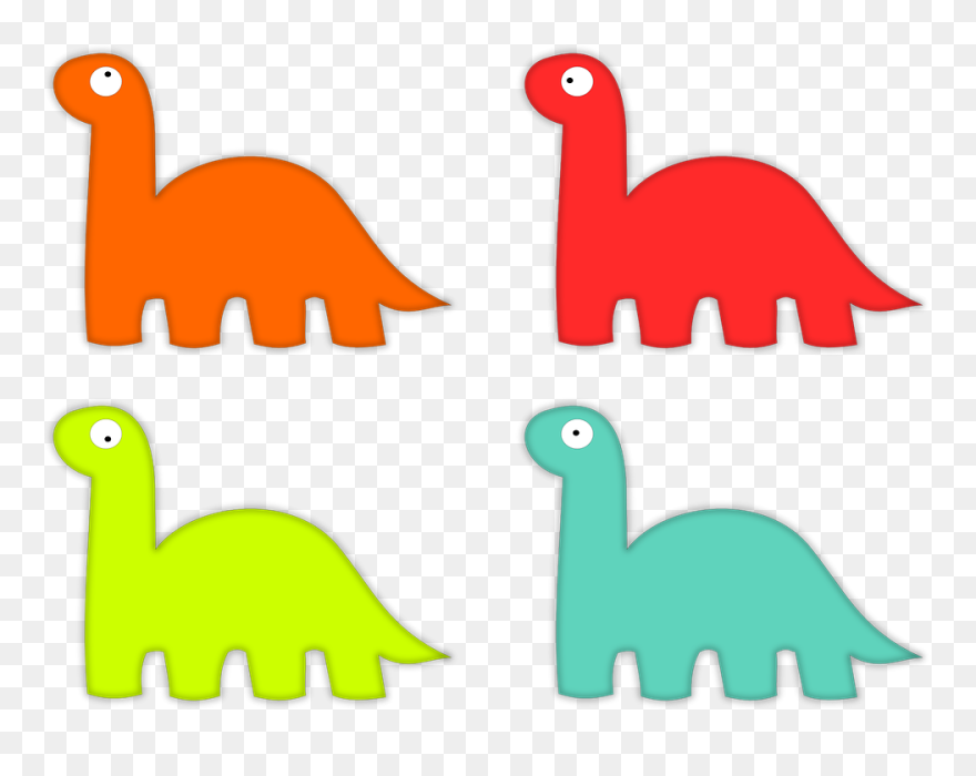 Dinosaur Clip Art Download Simple Baby Dinosaur Clipart Black And