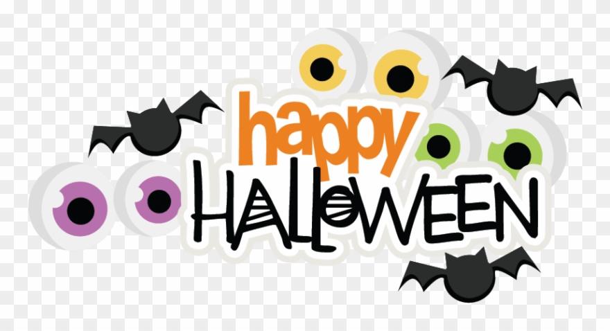 Halloween happy. Clipart pinclipart