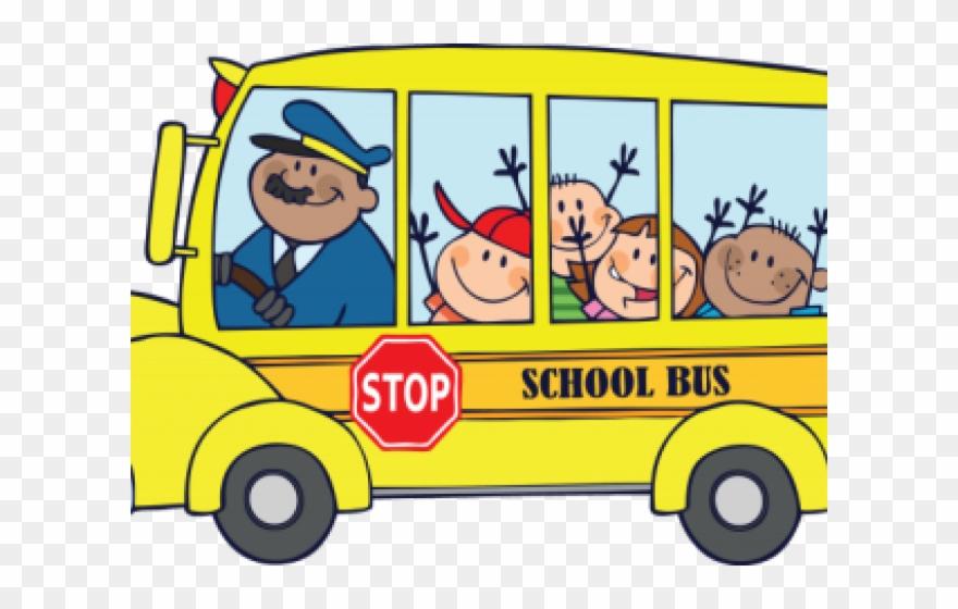School bus kid. Safe clipart safety community