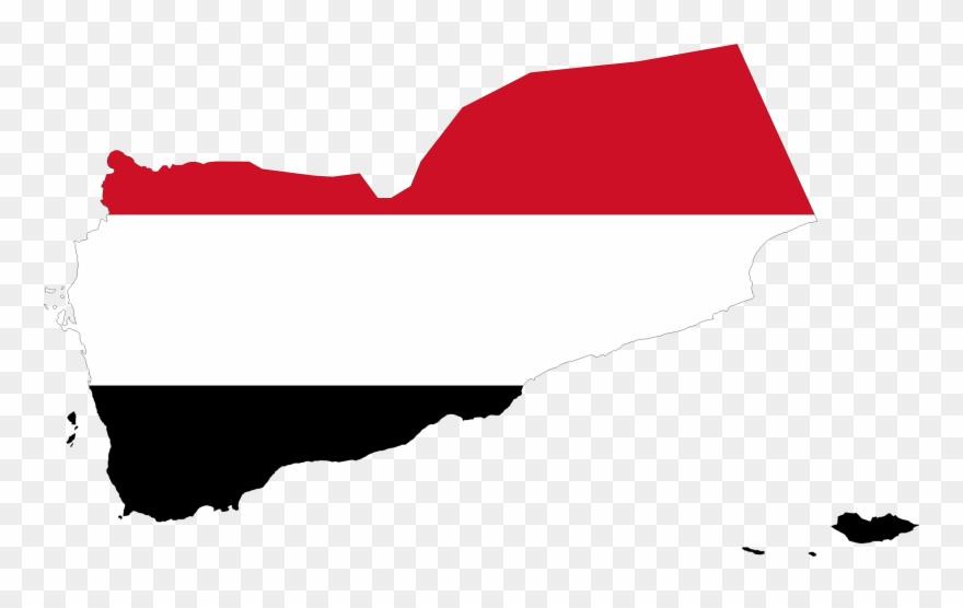 Yemeni Revolution Soldier United States Military - Flag Map Of Yemen Clipart