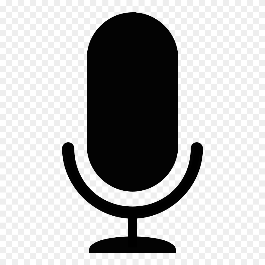 Microphone Clip Art Mic Icon Clip Art Mic Icon Png