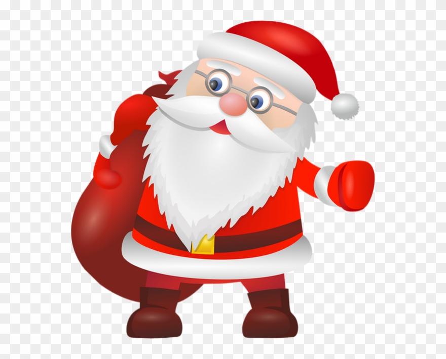 Pere Noel Png Père Noël Png, Tube   Santa Claus Clipart (#203565)   PinClipart