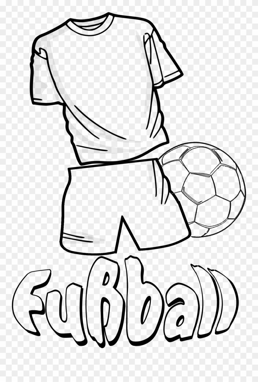 Fussball Banner Malvorlage Malvorlagencr