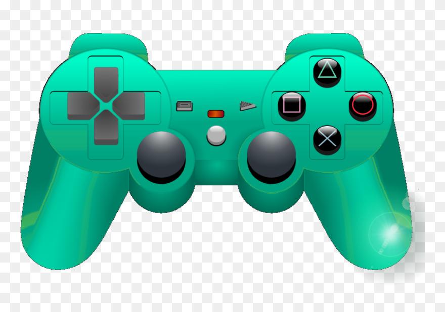 Game Controller Clip Art At Clkercom Vector Online Video Game Controller Clip Art Png Transparent Png 206159 Pinclipart