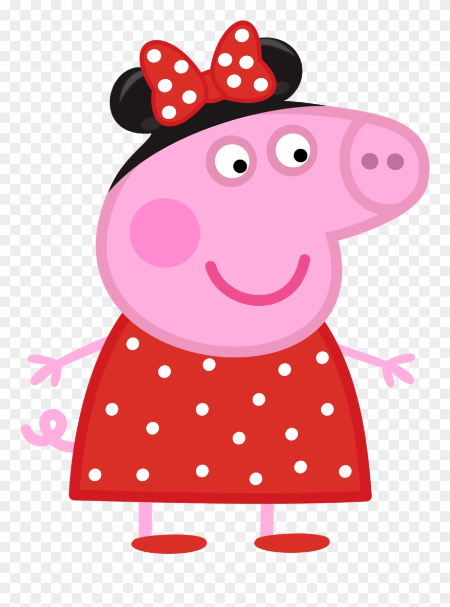 Clipart Pig Police Peppa Pig Clipart Png Download