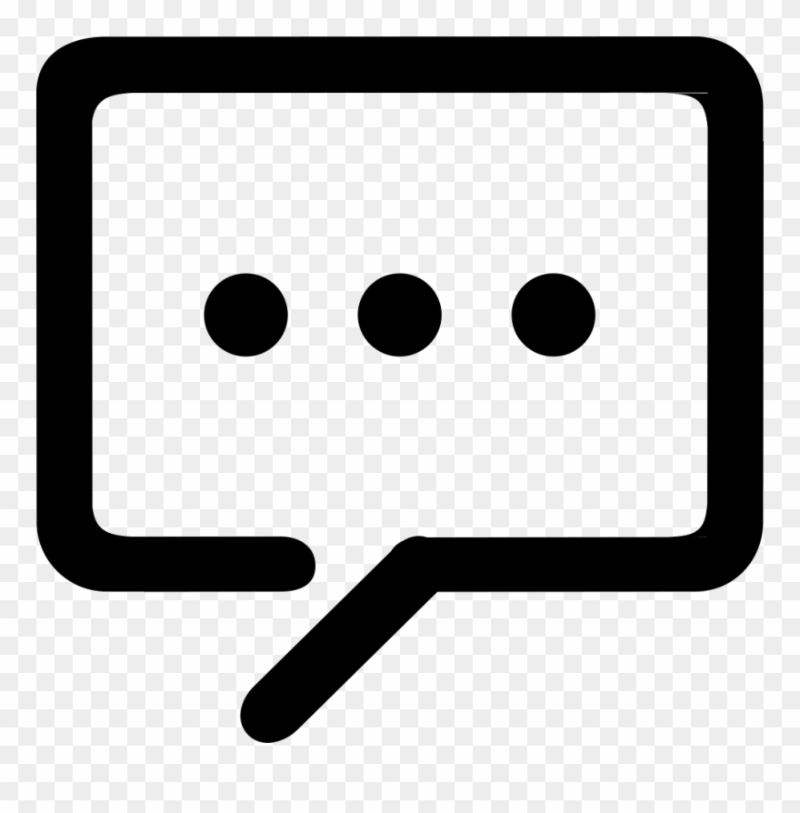black comments icon comment icon png free clipart 2003525 pinclipart black comments icon comment icon png