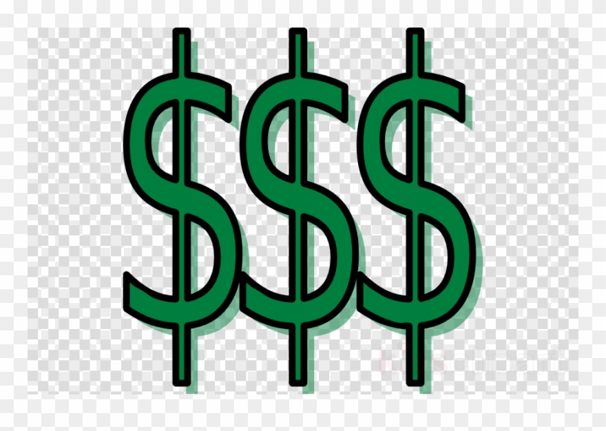 Royaltyfree - Dollar Sign Cartoon Png Clipart (#2006450