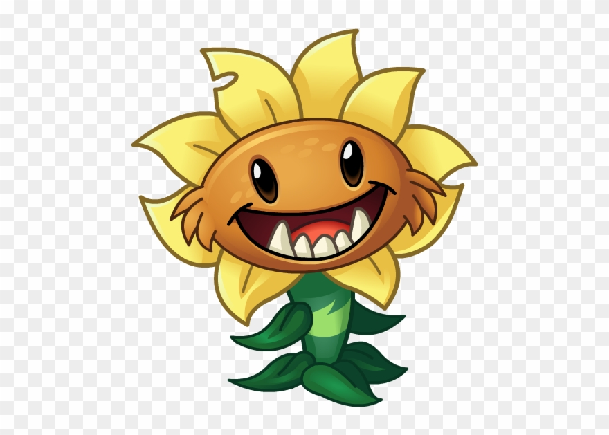 Well you! plants vs zombies heroes sunflower casually
