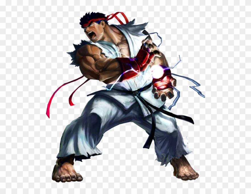 Street Fighter Clipart Transparent Ps3 Marvel Vs Capcom 2
