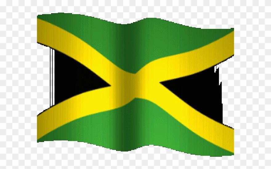 Jamaica Clipart Transparent Flag Png Download 2027717 Pinclipart