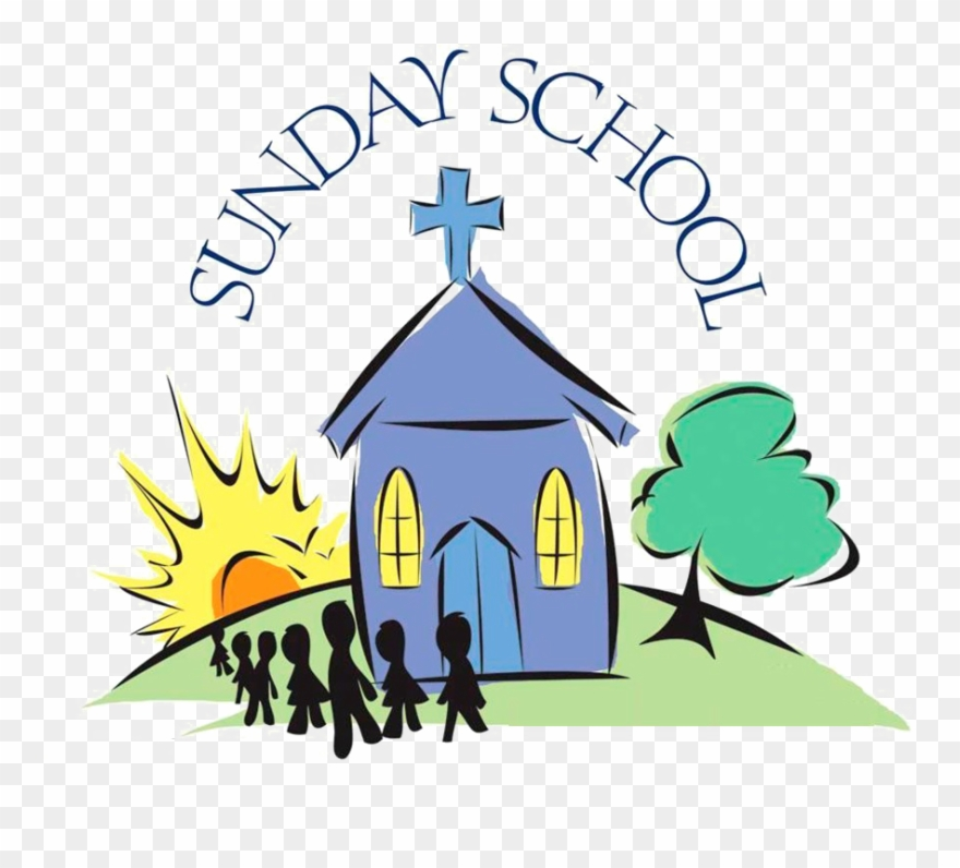 Sunday School Vector Free Png Photo Sunday School High Attendance Day Clipart 2028132 Pinclipart