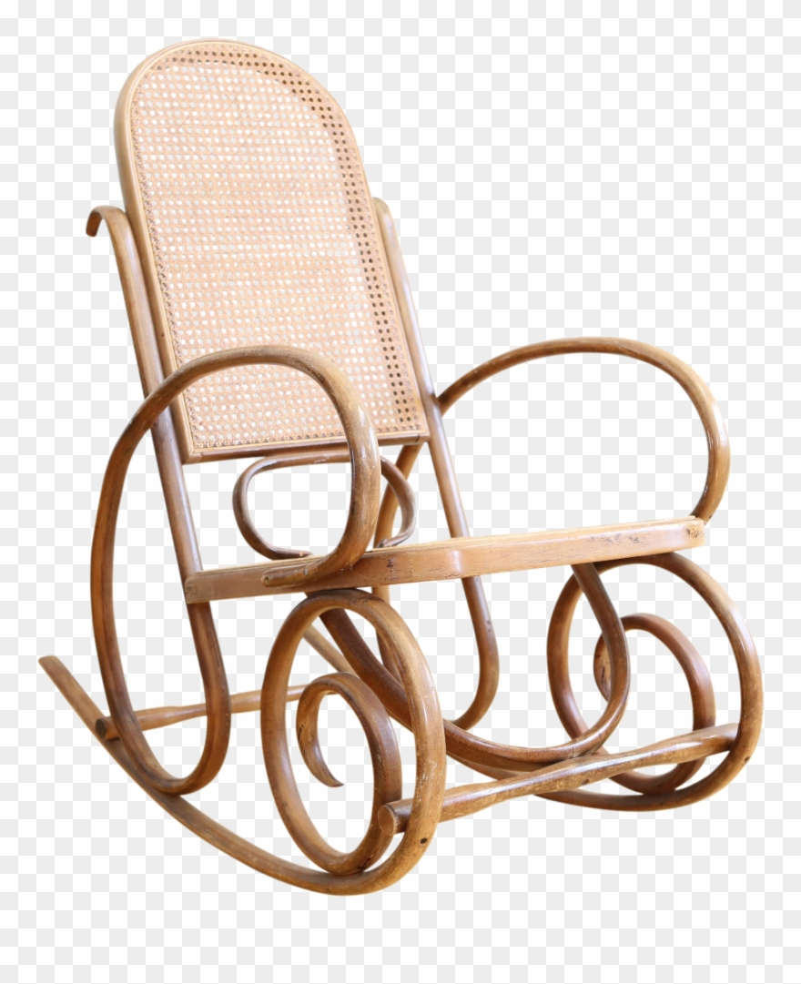Vintage Used Los Angeles Rocking Chairs Chairish Michael Clipart
