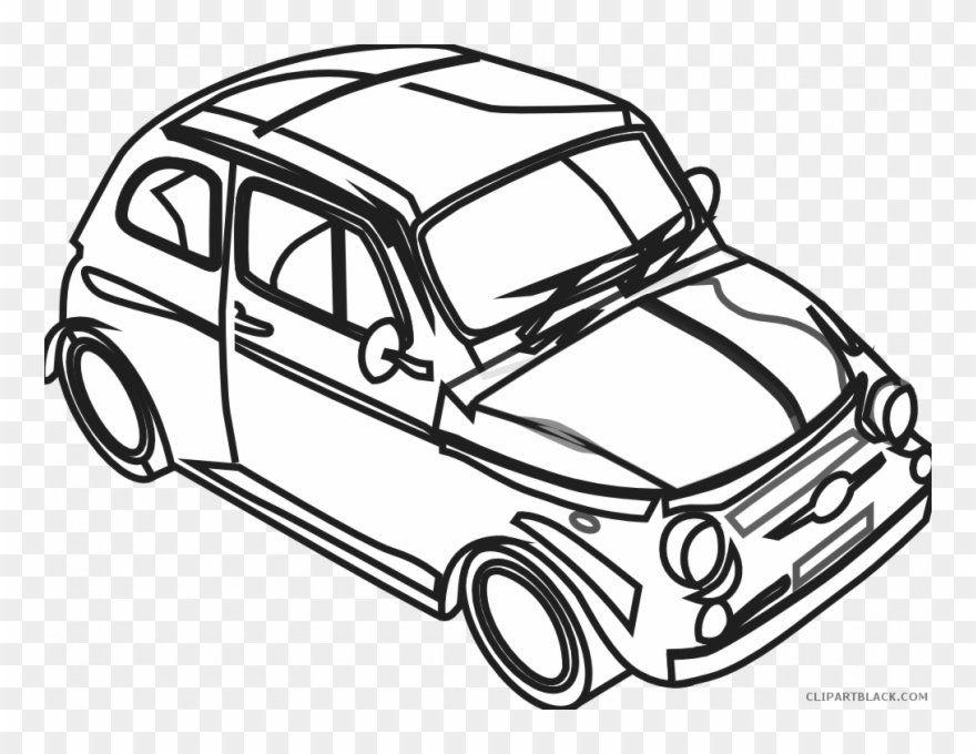 Download Car Clipart Black And White