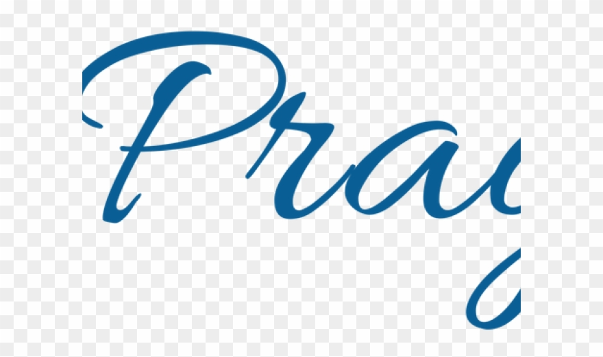 Pray Clipart Prayer Word - Title Of The Book Story Of Life