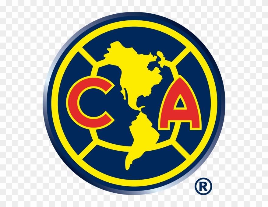 C021 Club America Futbol - Logo Club America Clipart