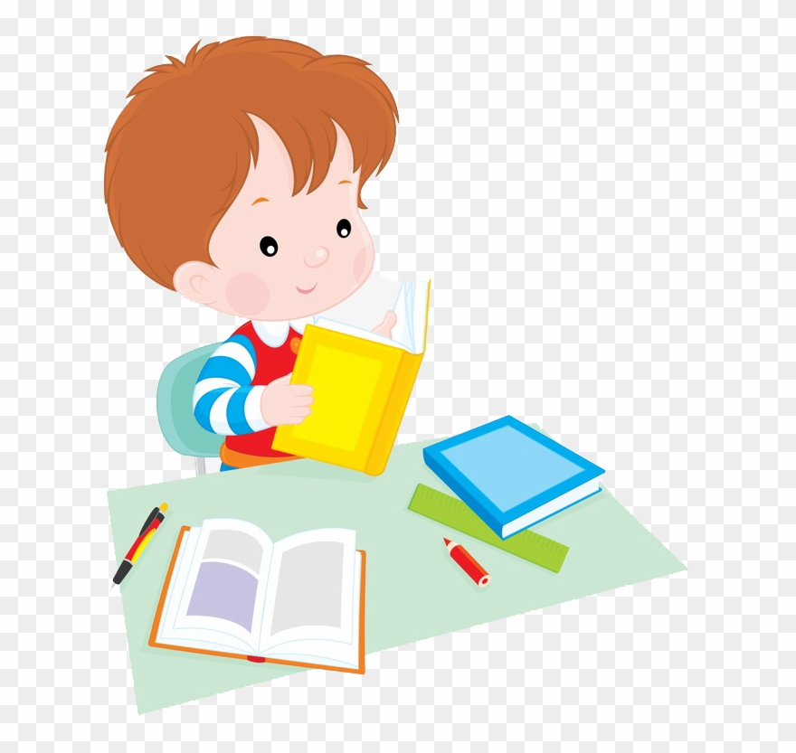 Teach Your Children How To Learn Instead Of Having Enfant Lire Dessin Clipart 2052586 Pinclipart